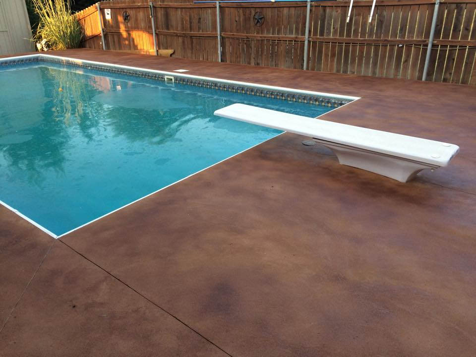Outdoor Patios and Pool Decking