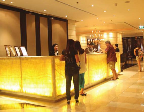 Commercial Lobbies and Entrances